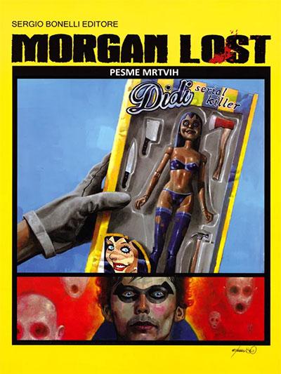 Morgan Lost 15 - Pesme mrtvih