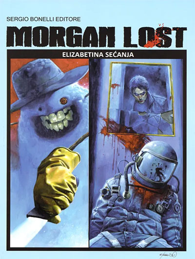 Morgan Lost 16 - Elizabetina sećanja