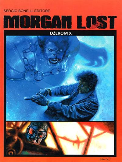 Morgan Lost 17 - Džerom X