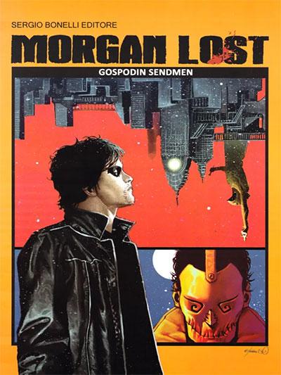 Morgan Lost 3 - Gospodin Sendmen