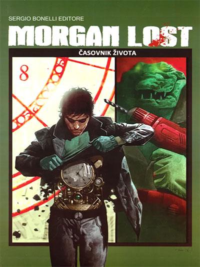 Morgan Lost 5 - Časovnik života
