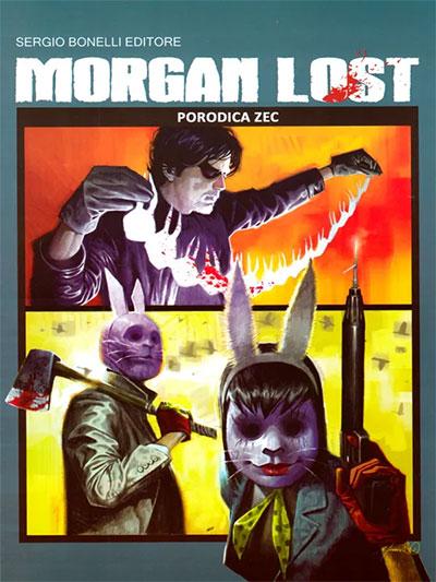 Morgan Lost 6 - Porodica zec