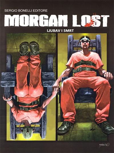 Morgan Lost 8 - Ljubav i smrt