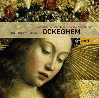Ockeghem - Requiem, Missa Mi-Mi, Missa Prolationum (2 x CD)