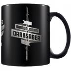 Šolja - The Mandalorian 2, Darksaber, Black