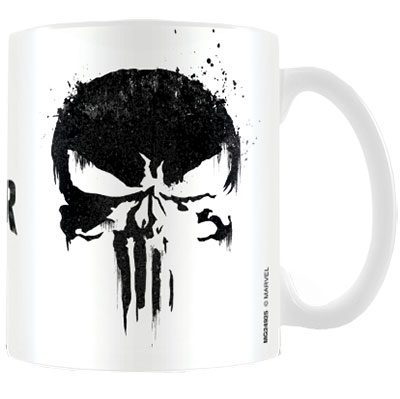 Šolja - The Punisher, Skull