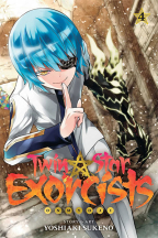 Twin Star Exorcists, Vol. 4