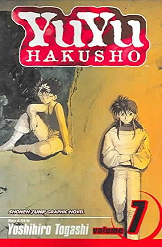 YuYu Hakusho, Vol. 7: Knife-Edge Death Match