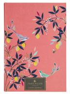 Agenda - Fabric, Coral Birds, Sara Miller