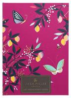 Blokčić - Mauve Butterfly, Sara Miller