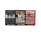 Cormac McCarthy 3 Books Collection Set