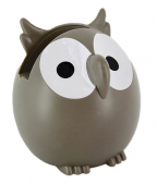 Držač za naočare - Owl, Grey