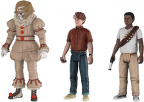 Figura - Action, IT 2017, 3 Pack Pennywise,Stan,Mike
