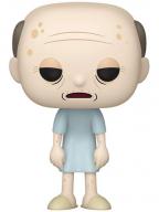 Figura - POP Animation, Rick & Morty, Hospice Morty