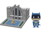 Figura - POP Towns, Batman, 80th Hall of Justice&Batman