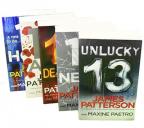 James Patterson Murder Club 5 Books Series 11 -15 Books