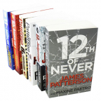 James Patterson Murder Club 7 To 12 - 6 Books