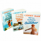 Jenny Han Summer 3 Books Trilogy Collection Set