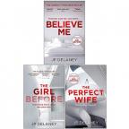 JP Delaney 3 Books Collection Set