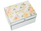 Kutija za nakit - Peaches & Cream, Wonderful Mum, Large
