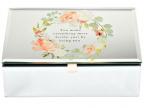 Kutija za nakit - Peaches & Cream, You Make Everything More Lovely, Medium