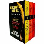 Millennium series 3 Books Collection Box Set by David Lagercrantz