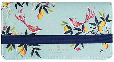 Novčanik - Travel Blue Orchard, Sara Miller