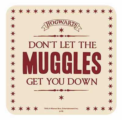 Podmetač HP Hogwarts Crest