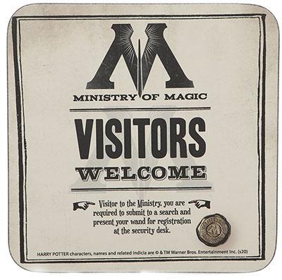 Podmetač HP Ministry of Magic