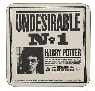 Podmetač HP Undesirable No1