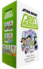 Star Wars Jedi Academy Series 7 Books Collection Set (Books 1 - 7)