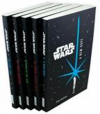 Star Wars Junior Novel Collection 5 Books Set