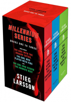 Stieg Larssons Millennium Series 3 Books Collection Box Set (Books 1 To 3)