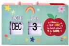 Stoni kalendar - Cheerfull, Teach Others To Shine