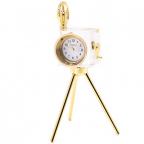 Stoni sat - Mini Clock, Camera on Tripod