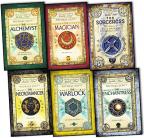 The Secrets of the Immortal Nicholas Flamel Series 1-6 Books Collection Set