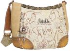Torba - Anekke, Safari Fusion, Crossbody, Embroidered