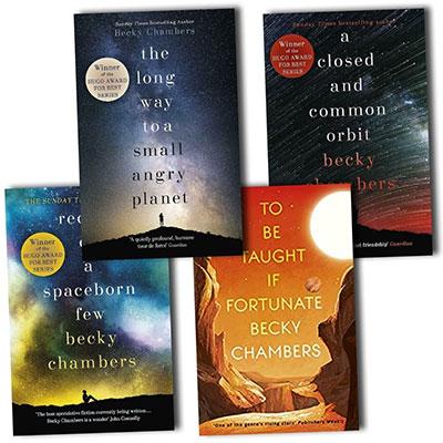Wayfarers Series 4 Books Collection Set