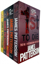 Women's Murder Club Series 1-5 Collection 5 Books Bundle Set