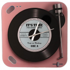 Zidni sat - Harvey Makin, Pink Record Player