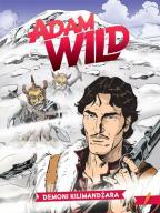 Adam Wild 11 - Demoni Kilimandžara