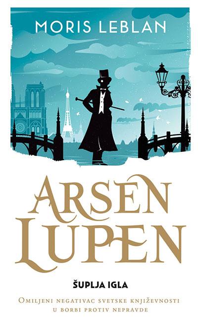 Arsen Lupen: Šuplja igla