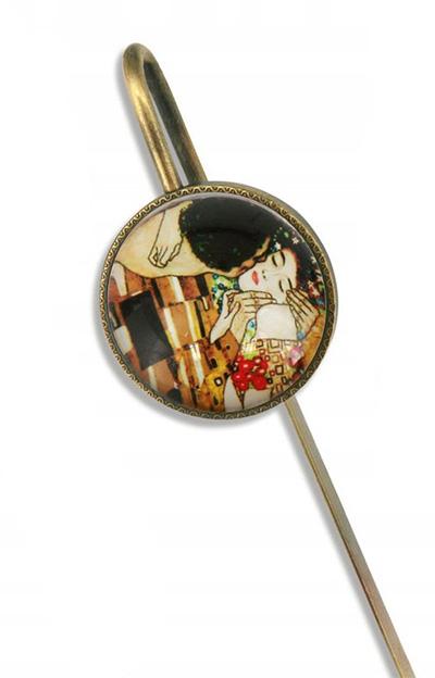 Bukmarker - Klimt, The Kiss