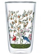 Čaša - Bird Chinoiserie, Latte Macchiato