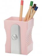 Čaša za olovke - Sharpener, Pink