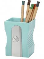 Čaša za olovke - Sharpener, Turquois