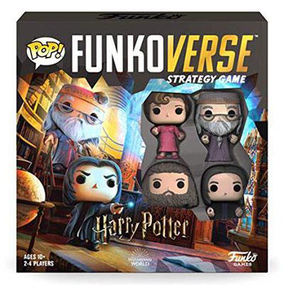 Društvena igra - POP Funkoverse, Harry Potter pack of 4