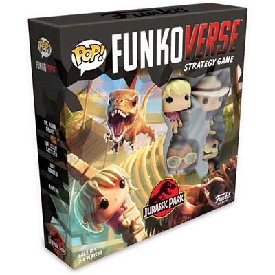 Društvena igra - POP Funkoverse, Jurassic Park, 100