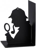 Držač za knjige - Sherlock, Black