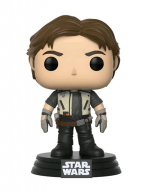 Figura - POP Bobble, Star Wars, Solo Young Han